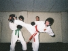 Junior club sparring (2008)