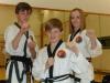 New grades for Black Belts