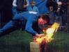 Master Sparks - Charity demo at York Knavesmire