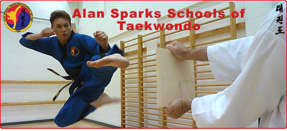Alan Sparks Schools of Taekwondo
