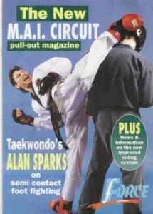 "Martial Arts Illustrated ""Circuit"""